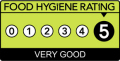 Food Hygiene Rating 5 (Very Good)